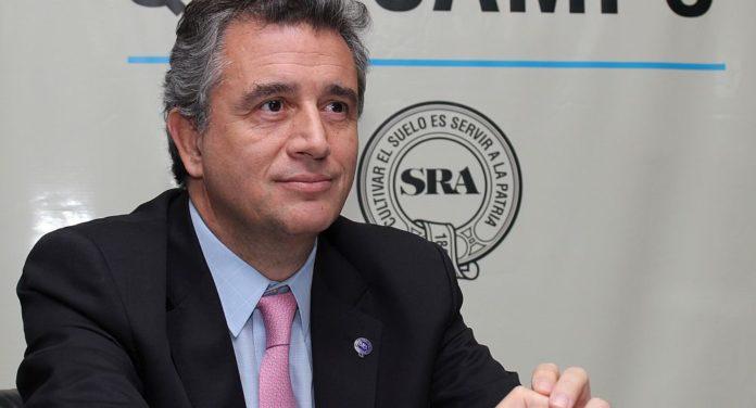 zzzznacp2NOTICIAS ARGENTINAS BAIRES, SEPTIEMBRE 22: Luis Miguel Etchevehere fue elegido para continuar como presidente de la Sociedad Rural Argentina (SRA), para el período 2016-2018. Foto NAzzzz